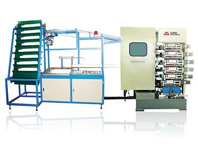 TJYT-6A Full Automatic Cup Printing Machine