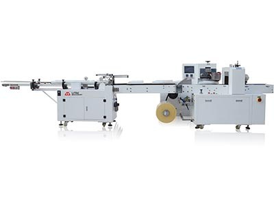 TL-1000 Full Automatic Counting, Packingand Sealing Machine